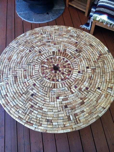 wine cork table top resin wine cork table top don t how this is done yet but