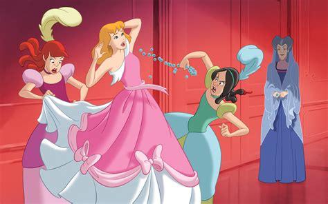 Cinderella The Story Of Cinderella Disney Princess image disney princess cinderella s story illustraition 9