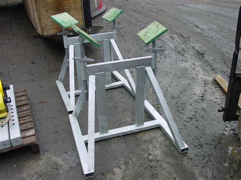 rc boat stand boat stands l boat storage stands l glavanized boat