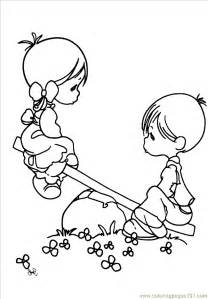 precious moments christmas coloring pages coloring