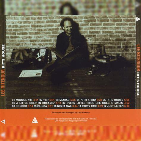 house music 2002 rit s house lee ritenour mp3 buy full tracklist