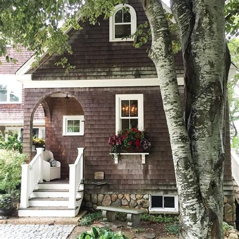 cape cod front porch instagram inspiration old silver shed christinas adventures