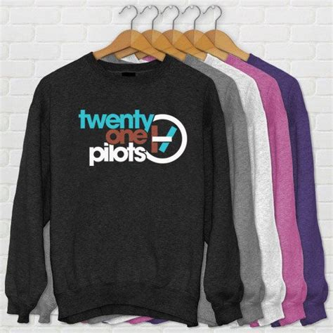 Hoodie Jumper Twenty One Pilots 1 twenty one pilots 21 pilots jumper sweatershirt sweater
