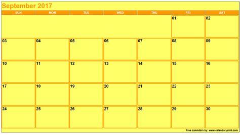 Calendar September 2017 Wallpaper Desktop Wallpapers Calendar September 2017 Wallpaper Cave