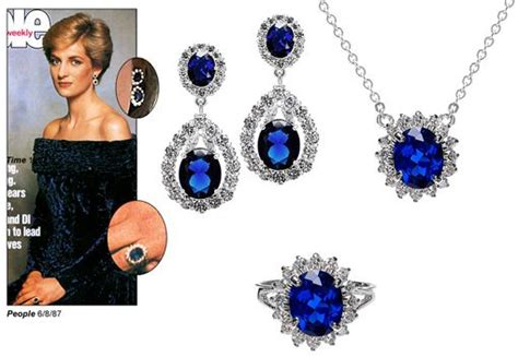 best 25 princess diana jewelry ideas on
