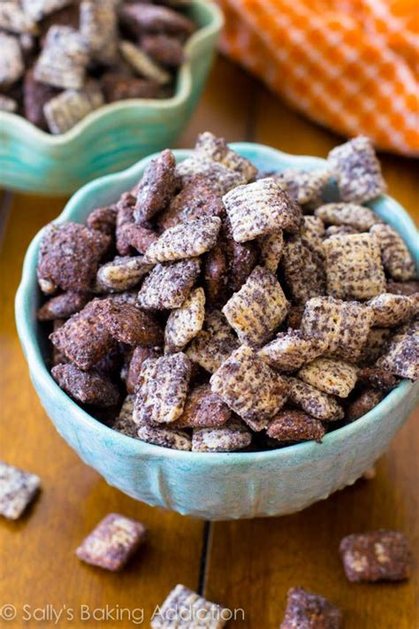 chex mix puppy chow 69 best images about chex mix puppy chow mix trail mix on no bake