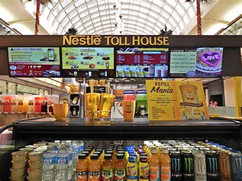 nestle toll house the tastes of galleria dallas