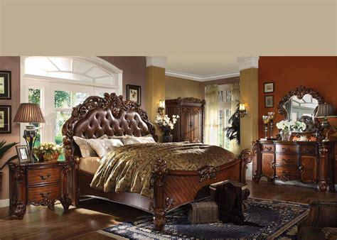acme furniture bedroom set in cherry ac08670tset acme furniture queen bedroom set cherry 22000q hot