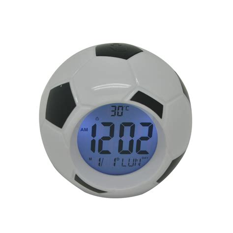 clock buy soccer alarm clock for boys cool design clock buy soccer