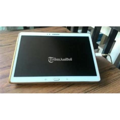 Samsung Tab S Second samsung galaxy tab s 10 inch white second harga murah
