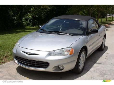 Chrysler Sebring Convertible 2002 by 2002 Chrysler Sebring Convertible Lxi Related Infomation