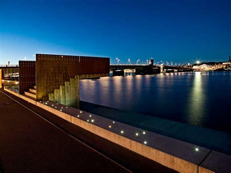 Landscape Architecture Lighting B14 Aalborg Waterfront Joergen True 171 Landscape Architecture Works Landezine