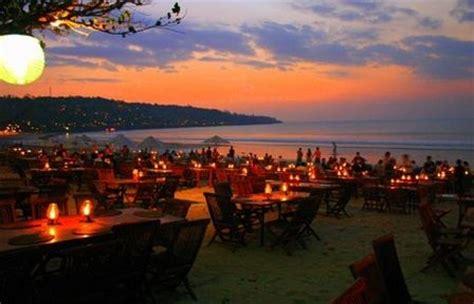 jimbaran bay sunset dinner package ticbalinet
