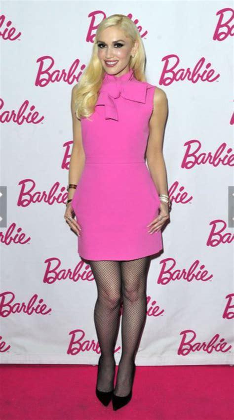 Gwenn Dres dress pink pink dress mini dress gwen stefani pumps