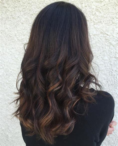 peek a boo color highlights best 25 peekaboo hair colors ideas on