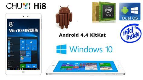 install windows 10 chuwi hi8 планшет chuwi hi8 windows 10 android 4 4 распаковка и