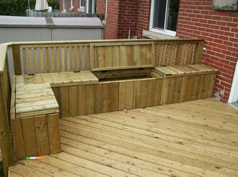 deck bench seating ideas 25 best ideas about deck bench seating on pinterest