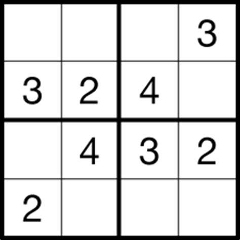 printable sudoku 4x4 sudoku generator 187 sudoku kids 4 215 4 04