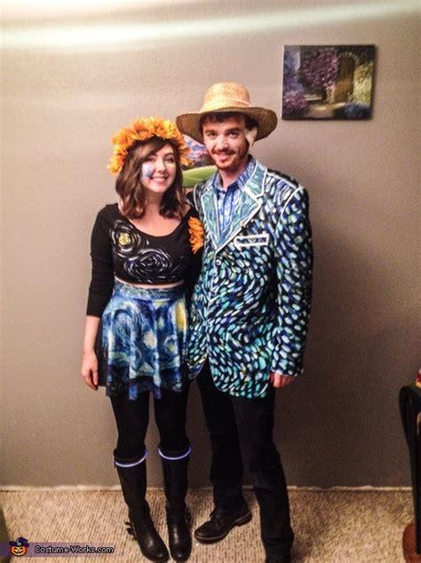 van gogh   masterpiece couple costume photo