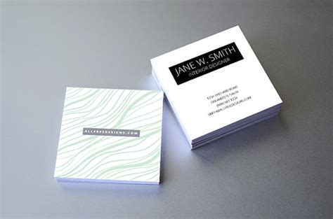 mini business cards template mini business cards 4 free sided psd templates