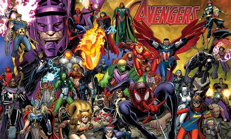 all marvel all new all different 1 will be marvel comics