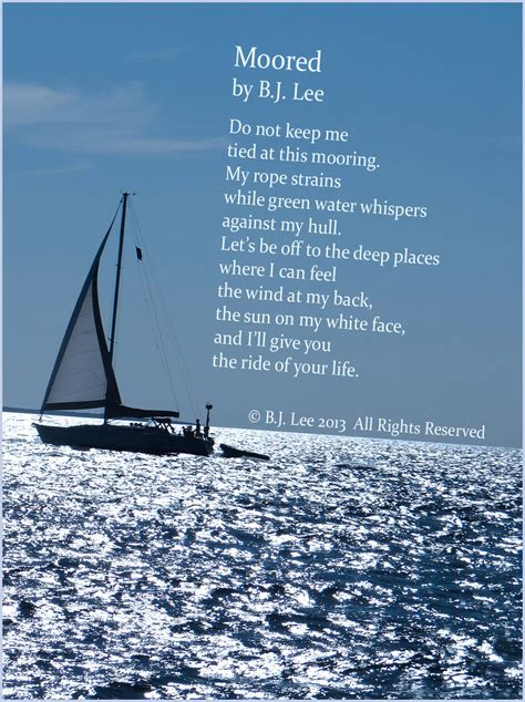 old boat poem poetry is a journey with b j lee renee latulippe no