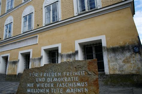 hitler born house austria to seize but not destroy hitler s house here s