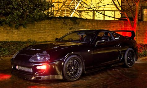 supra modified modified toyota supra causes a at car throttle ace
