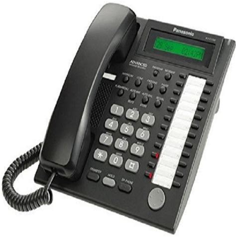 Pesawat Telephone Panasonic Kx T7730 17 panasonic kx t7730 corded landline phone available at flipkart for rs 4075