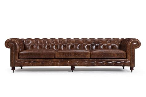 Large Chesterfield Sofa The Kensington Large Chesterfield Sofa And
