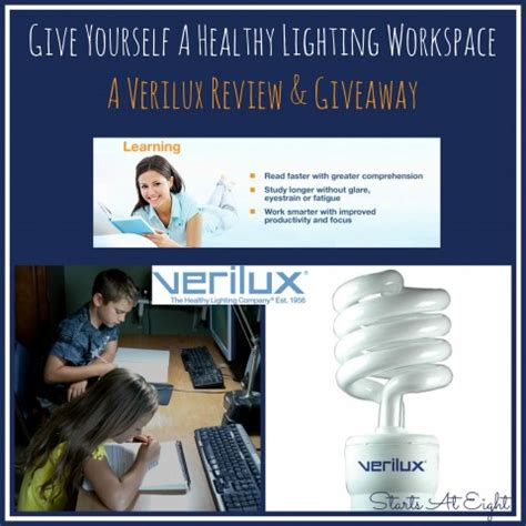how to use verilux light give yourself a healthy lighting workspace a verilux