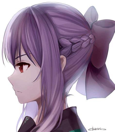 anime bun hairstyles shinoa anime amino