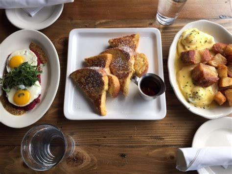cook and brown public house best brunches in the united states food network