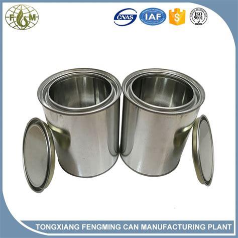 1 quart paint cans for sale empty quart tin cans sale high quality 1l paint can