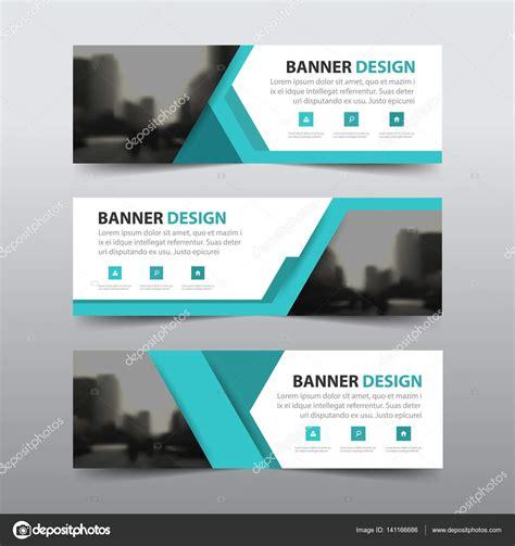 foto design flad corporate banner design template 28 images blue black
