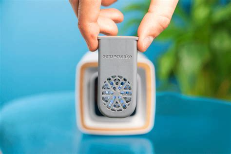 alarm clock that wakes you up in light sensorwake trio an alarm clock that gently wakes you up