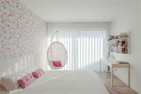 chairs for girls bedrooms beautiful hanging chair for bedroom that you ll love
