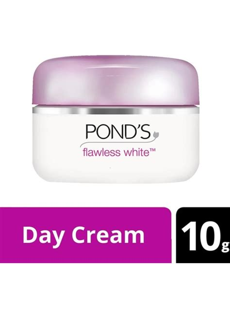 Tabir Surya Ponds ponds pelembab wajah flawless white spf18 day pot