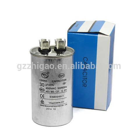 cost of replacing a capacitor on air conditioner cbb 65r ac motor capacitor buy capacitor ac capacitor ac motor start capacitor product on