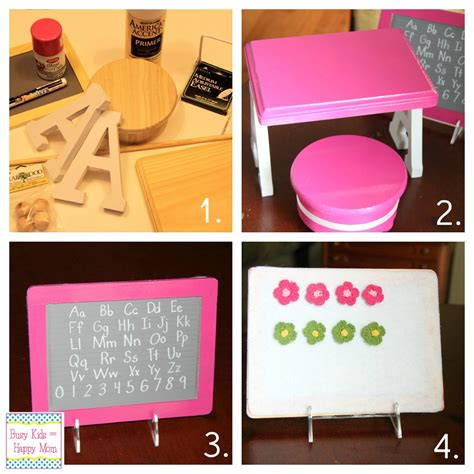 18 inch doll desk set how to your own doll furniture