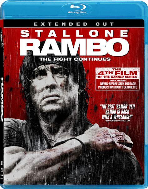 film blue rambo rambo 2008 extended cut blu ray ign
