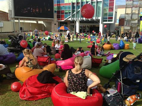 bean bag cinema auckland free outdoor for perth