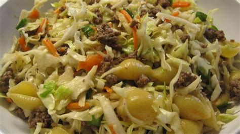 Todays Special Asian Beef Noodle Salad asian beef noodle salad recipe allrecipes