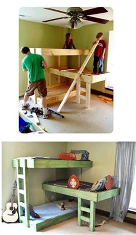 3 Level Bunk Bed 1000 Images About Bunk Beds On Pinterest Bunk Bed Bunk Beds And Three