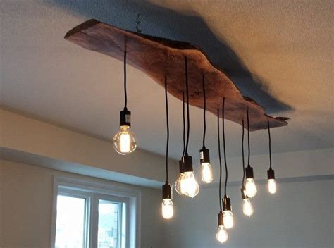 Reclaimed Wood Light Fixture by Structure Reclaimed Wood Dining Room Light Fixture B L
