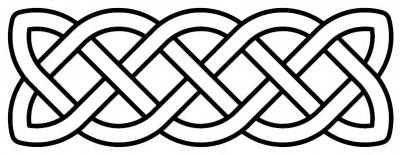 Infinity Knot Meaning Live From The Logosphere Sacred Letters Sacred Numbers