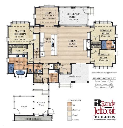 live oak homes floor plans idea homes randy jeffcoat builders