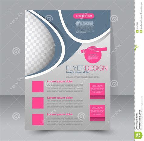 editable brochure templates flyer template business brochure editable a4 poster