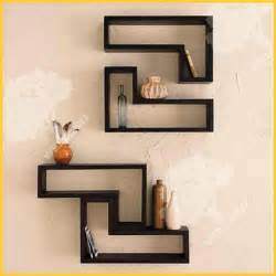 10 exciting small bookshelves on the wall interior