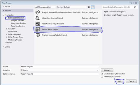 Create Ssrs Report Template Create Ssrs Report In Sql Server Codeproject
